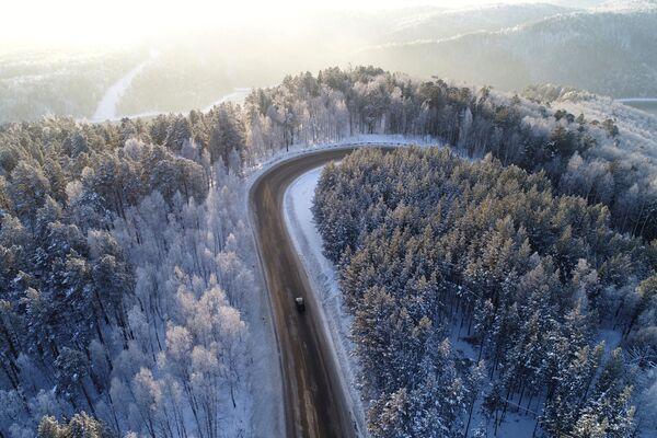 Zima je krásná: jak v různých zemích přežívají nejchladnější roční období - Sputnik Česká republika