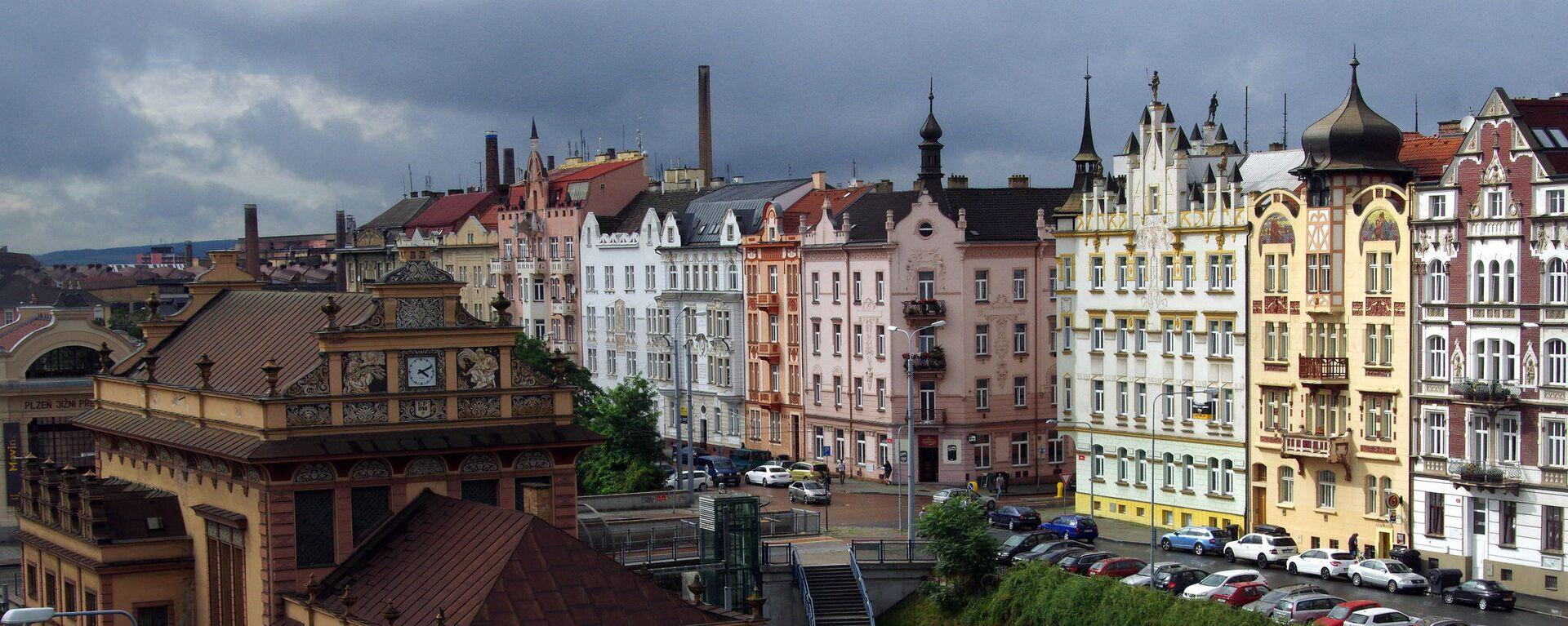 Plzeň - Sputnik Česká republika, 1920, 13.07.2021