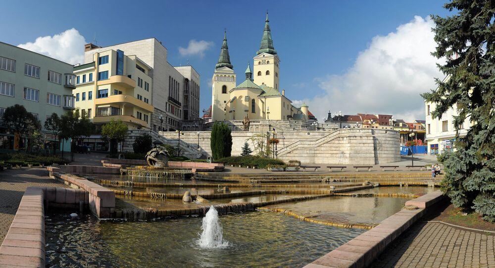 Žilina, Slovensko