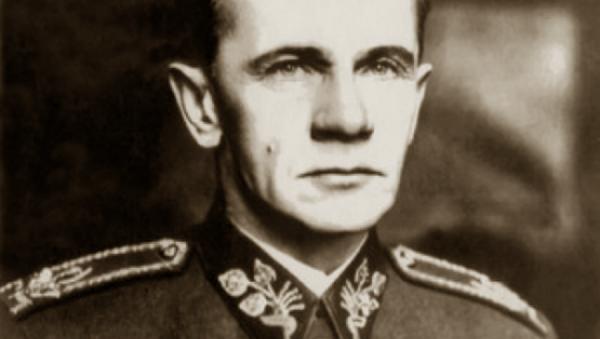 Ruský a československý velitel Sergej Vojcechovský - Sputnik Česká republika