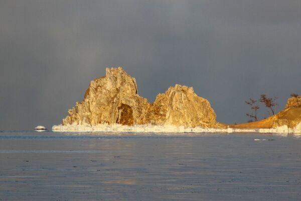 Ostrov Olchon na Bajkalu - Sputnik Česká republika
