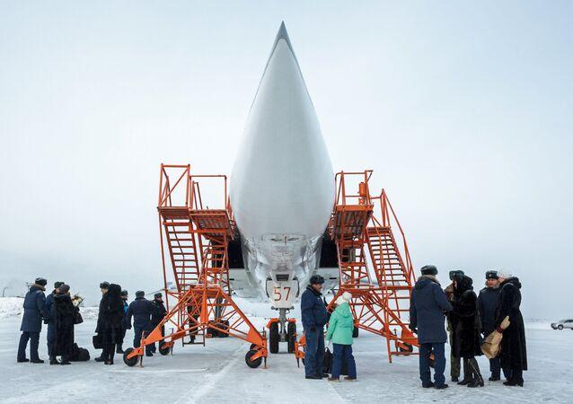 Návrat bombardérů Tu-22M3