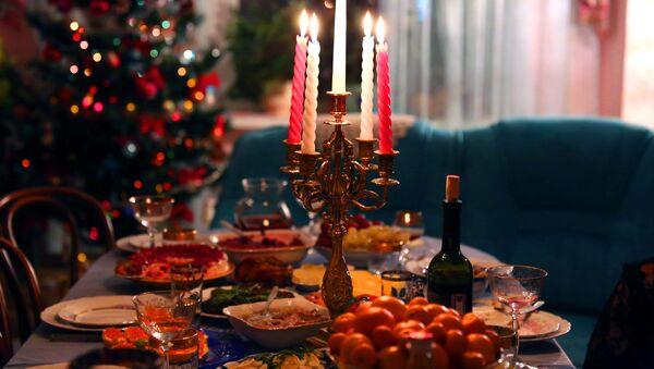 Vánoční stůl - Sputnik Česká republika