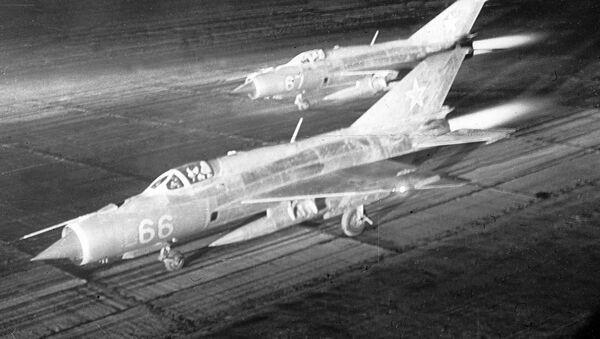 Stíhačky MiG-21 - Sputnik Česká republika