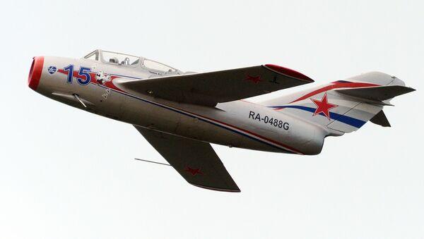 Sovětská stíhačka MiG-15 - Sputnik Česká republika