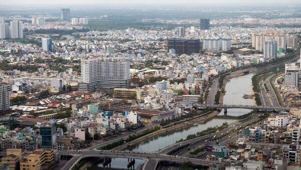Vietnam, Ho Či Minovo Město - Sputnik Česká republika