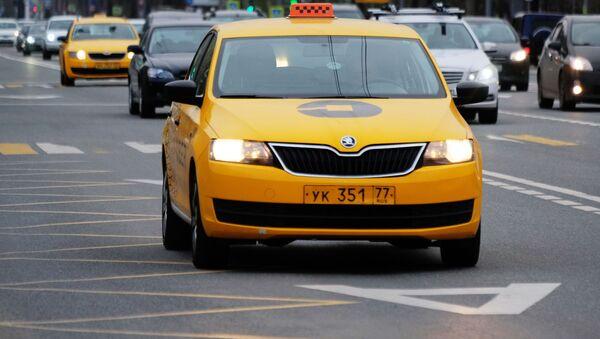 Auto společnosti Uber - Sputnik Česká republika