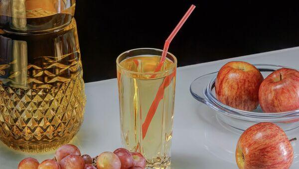 Ovocný džus - Sputnik Česká republika