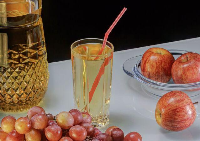 Jablkový džus