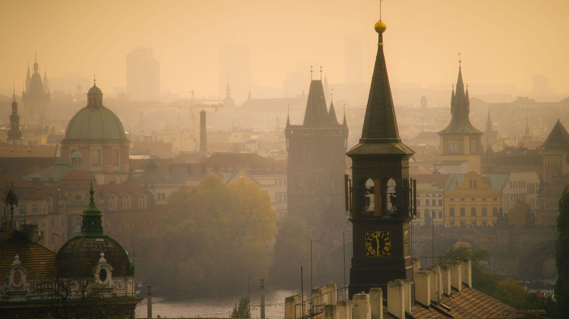 Praha - Sputnik Česká republika, 1920, 02.07.2021