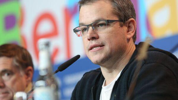 Matt Damon - Sputnik Česká republika