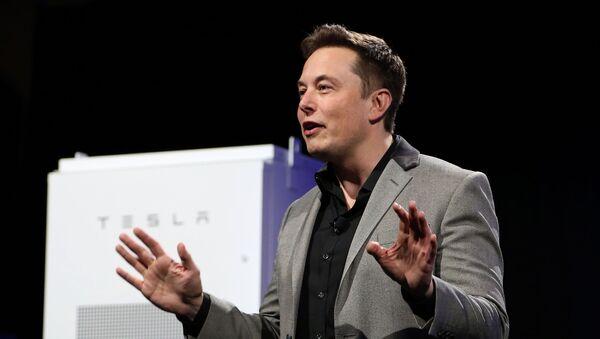 Zakladatel SpaceX a Tesla Elon Musk - Sputnik Česká republika