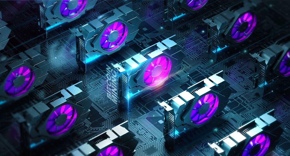 Mining bitcoinů