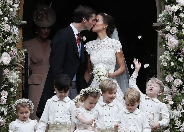 Hvězdné svatby roku - Sputnik Česká republika