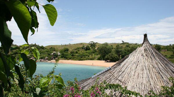 Malawi. Pláž - Sputnik Česká republika