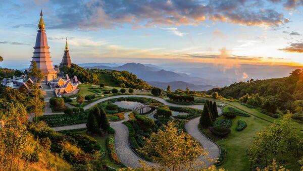 Thajsko - Sputnik Česká republika