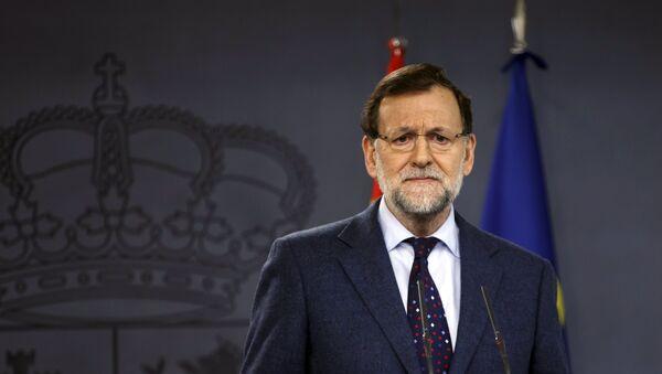 Mariano Rajoy - Sputnik Česká republika