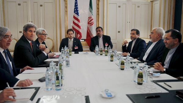 Jednání o íránském jaderném programu ve Vídni - Sputnik Česká republika