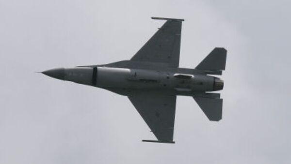 F-16 - Sputnik Česká republika