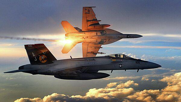 F/A-18 - Sputnik Česká republika
