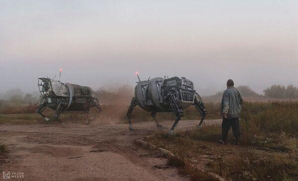 Rusko v roce 2046 - Sputnik Česká republika