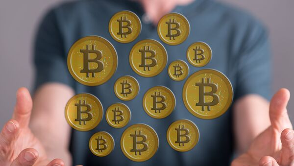 Bitcoiny - Sputnik Česká republika