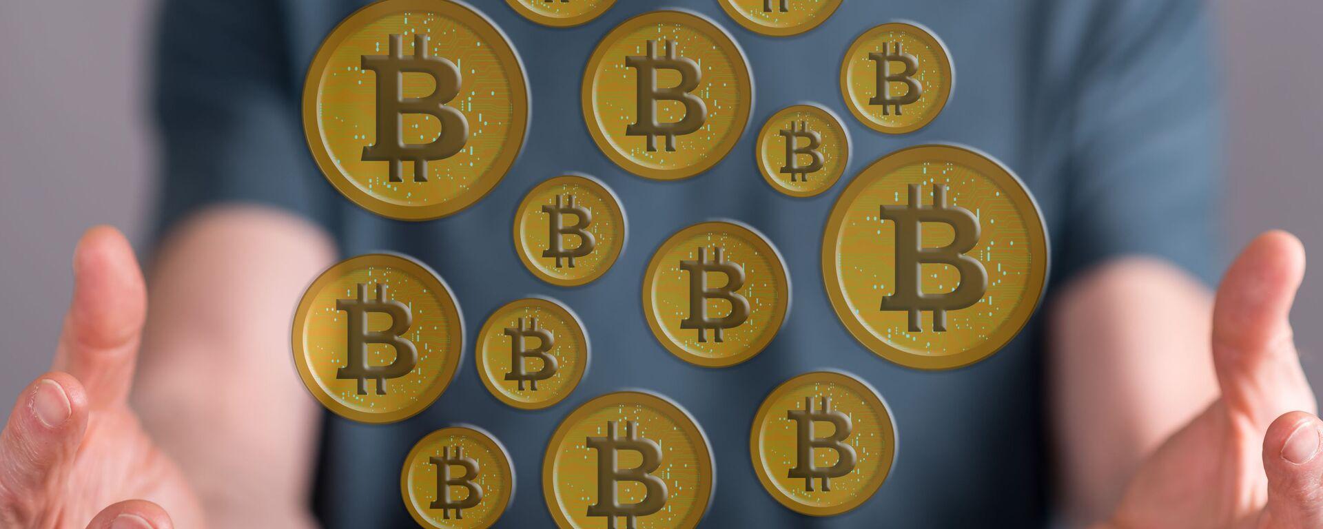 Bitcoiny - Sputnik Česká republika, 1920, 13.06.2021