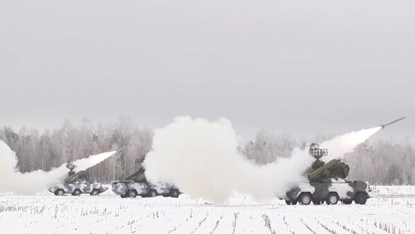 Spolehlivá ochrana: Ruská protivzdušná vojska slaví narozeniny - Sputnik Česká republika