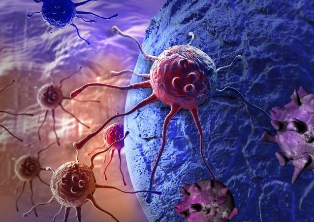 Buňky rakoviny