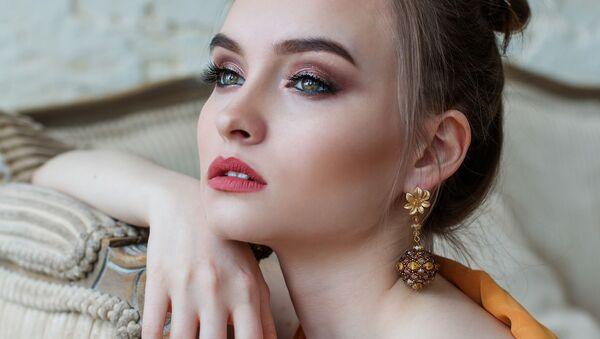 Krásná dívka - Sputnik Česká republika