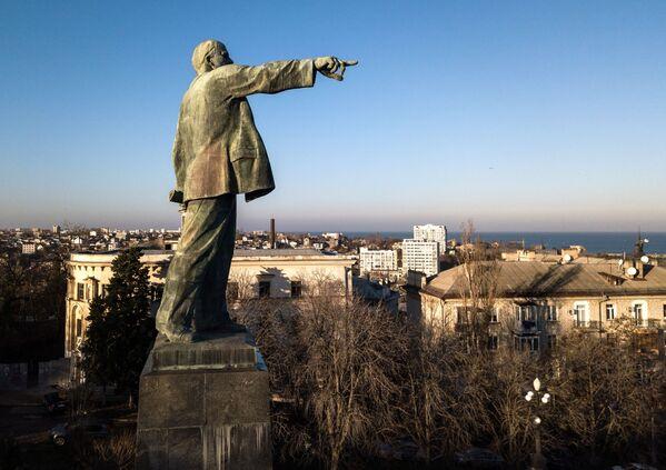 Krym z ptačí perspektivy - Sputnik Česká republika