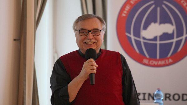 Profesor Oskar Krejčí - Sputnik Česká republika