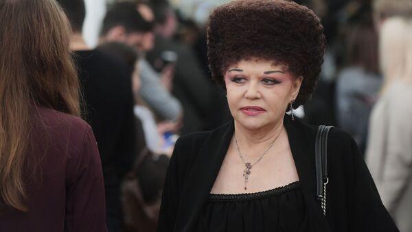 Senátorka za Chakasii a předsedkyně hnutí Matky Ruska Valentina Petrenková - Sputnik Česká republika