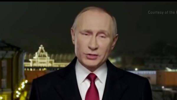 Putin se v traileru Černého zrcadla obrátil k Američanům - Sputnik Česká republika