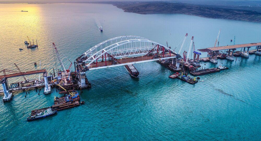 Oblouky Krymského mostu
