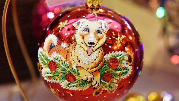Pes, symbol roku 2018 - Sputnik Česká republika