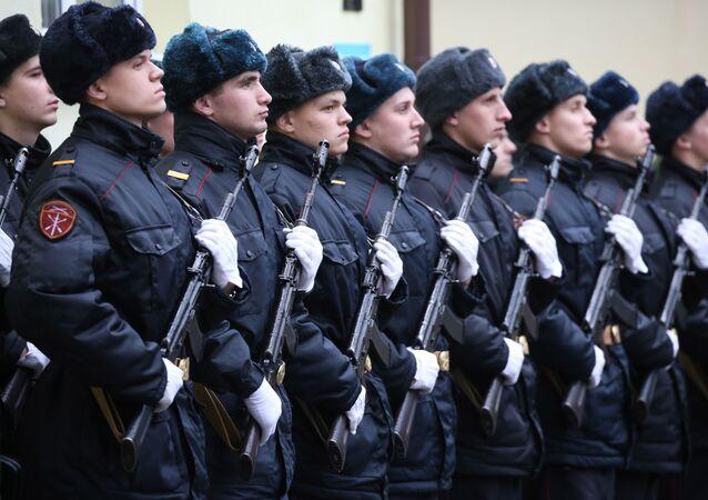 Ruská garda
