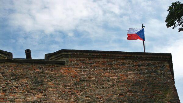 Česká vlajka - Sputnik Česká republika