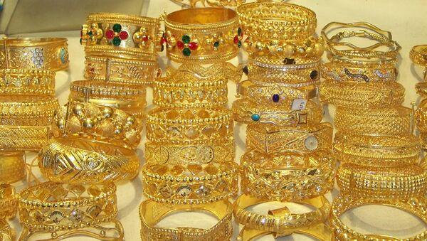 Zlaté šperky - Sputnik Česká republika