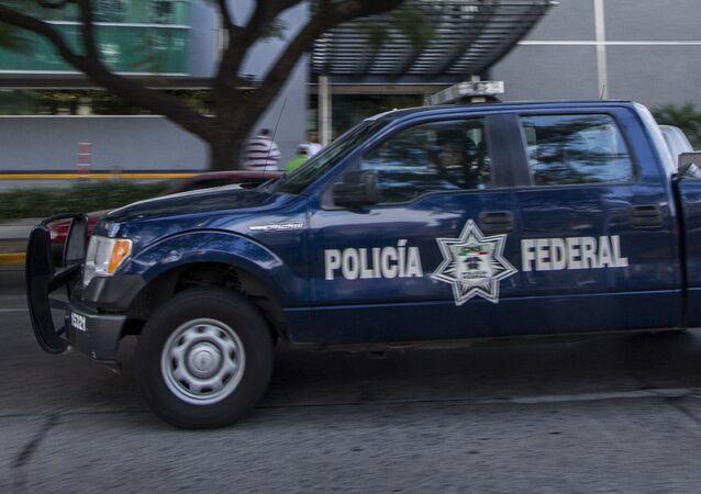 Policie v Mexiku