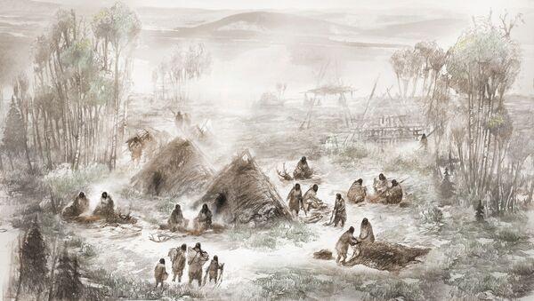 Starobylí lidé na střední Aljašce - Sputnik Česká republika