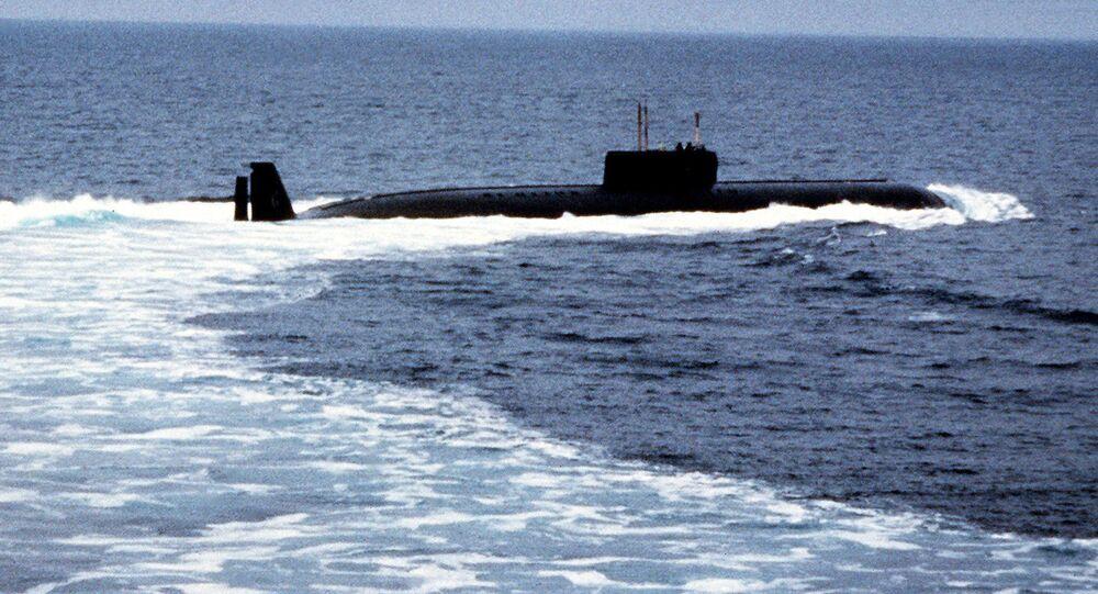 Ponorka třídy Ančar