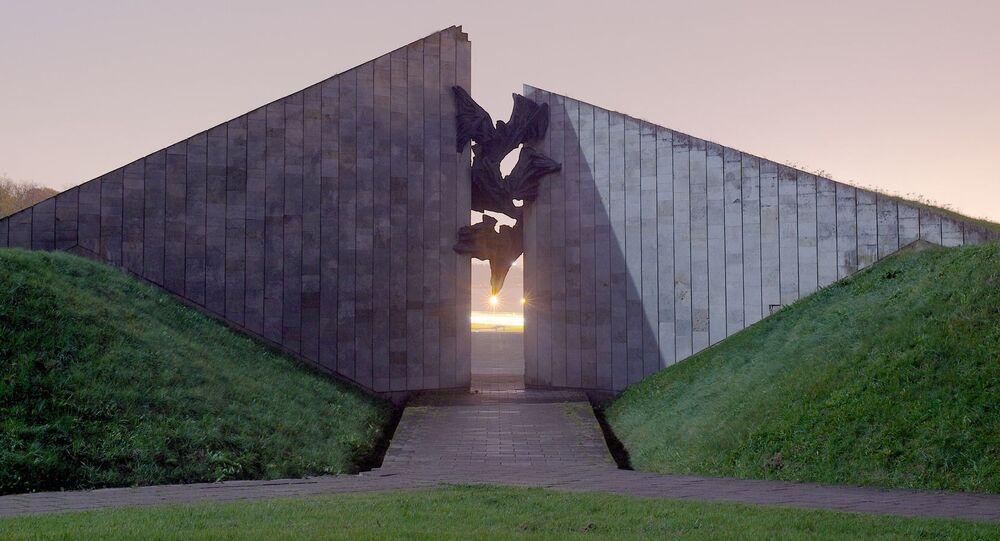 Sovětský memoriál Maarjamäe v Tallinnu