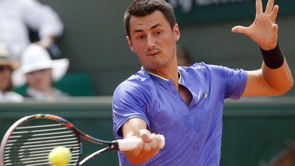Australský tenista Bernard Tomić - Sputnik Česká republika