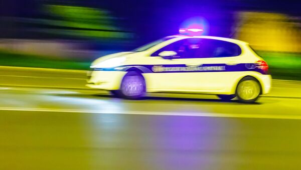 Policie v Švédsku - Sputnik Česká republika