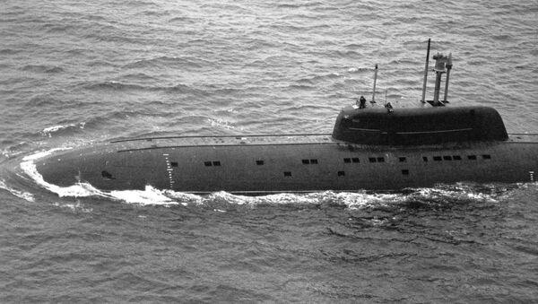 Ponorka K-239 - Sputnik Česká republika