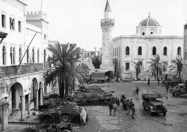 Benghází (Libye), 1942