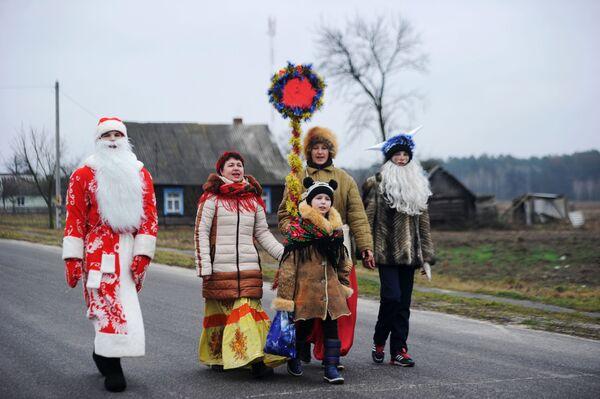 Kolorit běloruských vesnic - Sputnik Česká republika