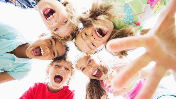Děti. Ilustrační foto - Sputnik Česká republika