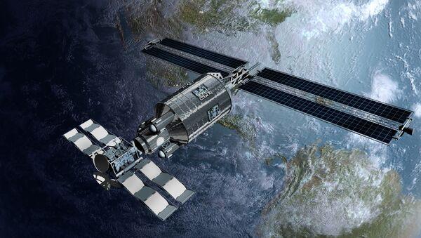 Družice na obězné dráze Země - Sputnik Česká republika